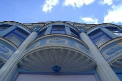 Casa de Plovdiv Imagen de archivo libre de regalías