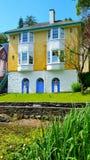 Casa de Portmeirion Imagen de archivo