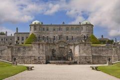 Casa de Powerscourt foto de stock royalty free