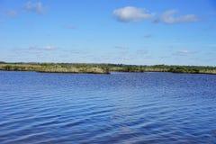 Casa de praia do hernando de Florida Imagens de Stock Royalty Free