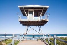 Casa de protetor australiana da vida Imagens de Stock Royalty Free