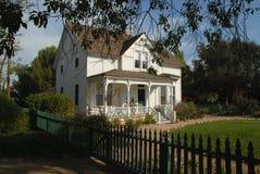Casa de rancho Foto de archivo libre de regalías