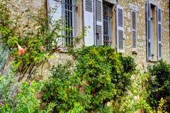 Casa de Renoir do museu. Cagnes-sur-Mer Fotos de Stock Royalty Free