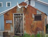 Casa de retiro en Canadá para todos Fotos de archivo libres de regalías