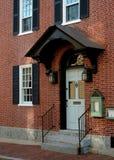 Casa de reunión Foto de archivo libre de regalías