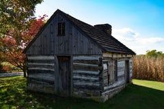Casa de reunión menonita de Byerland Fotos de archivo