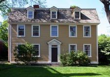 Casa de Salem Fotografía de archivo
