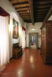 A casa de Santa Francesca Romana em Roma Fotografia de Stock