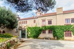 Casa De Santa Maria Obrazy Stock