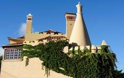 The Casa de Santa Maria, Cascais, Portugal Stock Image