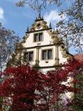 Casa de Schoental foto de archivo