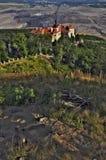 Casa de señorío Jezeri Imagen de archivo libre de regalías