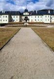 Casa de señorío Manetin Imagen de archivo libre de regalías
