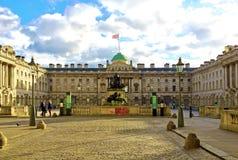 Casa de Somerset, Londres Imagem de Stock