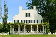 Casa de St Gaudens, córnico, New Hampshire foto de stock