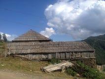 Casa de Svan Imagen de archivo