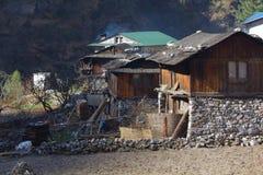 Casa de té Fotografía de archivo