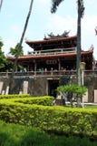 Casa de Tainan, Taiwán Chikan Imagen de archivo libre de regalías