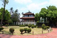 Casa de Tainan, Taiwan Chikan Imagem de Stock
