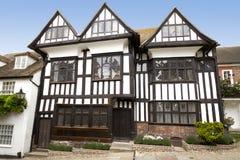 Casa de Tudor Fotografía de archivo