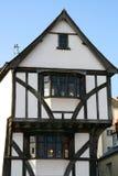 Casa de Tudor Imagenes de archivo
