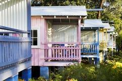Casa de vacaciones Imagenes de archivo