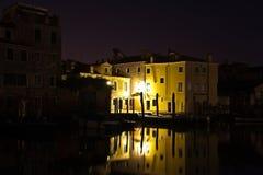 Casa de Venecia Fotografía de archivo libre de regalías