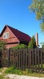 Casa de verão Fotos de Stock Royalty Free