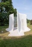 A casa de verão de Serpentine Gallery Imagens de Stock