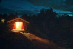 Casa de verano Fotos de archivo