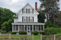 Casa de verano Foto de archivo libre de regalías
