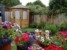 Casa de verano Imagen de archivo
