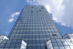 Casa de vidro Foto de Stock