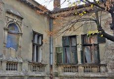 Casa de vivienda vieja Fotografía de archivo libre de regalías