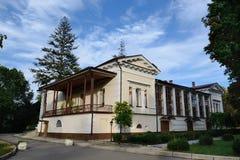 Casa de Vorontsov en el parque Salgirka Imagenes de archivo