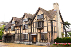 Casa de William Shakespeare Imagens de Stock Royalty Free