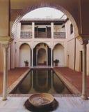 Casa de Zafra. In Granada Royalty Free Stock Image