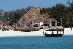 Casa de Zanzibar fotos de stock