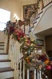 Casa decorada fotografia de stock
