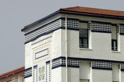 Casa decorata - Spagna immagine stock libera da diritti