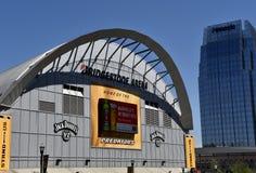 Casa dei predatori, Nashville, Tennessee dell'arena di Bridgestone immagine stock libera da diritti