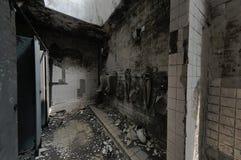 Casa del abandono Fotografía de archivo libre de regalías