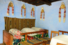 Casa del aldeano fotos de archivo