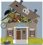 Casa del atesorador libre illustration