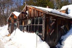 Casa del azúcar de arce imágenes de archivo libres de regalías
