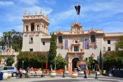 The Casa Del Balboa Royalty Free Stock Image