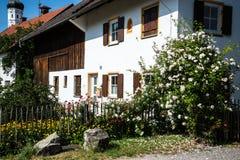 Casa del Bavarian di Traditionel Immagine Stock