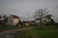 Casa del campo Fotos de archivo