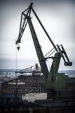 Casa del cantiere navale di Danzica del movimento sindacale di Soldarity Fotografia Stock Libera da Diritti