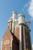 Casa del castillo Imagen de archivo
